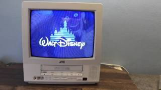 "JVC 13"" TV VCR Combo 13142W"