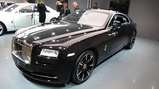getlinkyoutube.com-2016 - Rolls-Royce Wraith - Exterior and Interior - IAA Frankfurt 2015