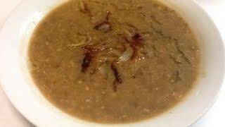 getlinkyoutube.com-مطبخ الااكلات العراقيه - شوربة ماش --- رمضان 21