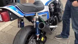 getlinkyoutube.com-Freddie Spencer Replica Engine run