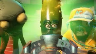 getlinkyoutube.com-Plants vs. Zombies Garden Warfare 2 The Tactical Cuke (Story Mode)