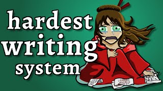 The Hardest Writing System!   An Animated Rant About Learning Japanese