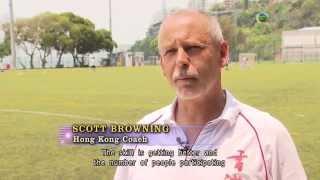 getlinkyoutube.com-TVB Pearl News - Hong Kong Lacrosse Open 2014