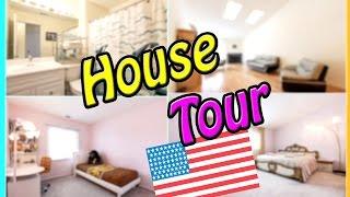 getlinkyoutube.com-Мой Американский Дом! // ROOM TOUR