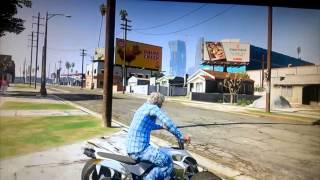 getlinkyoutube.com-Gta 5 bike life ina hood: Episode 1