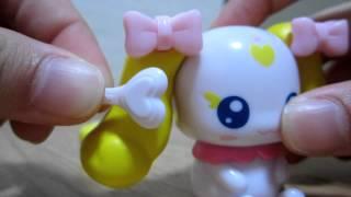 getlinkyoutube.com-スマイルプリキュア! ガシャポン 3 Smile Precure! Capsule toy