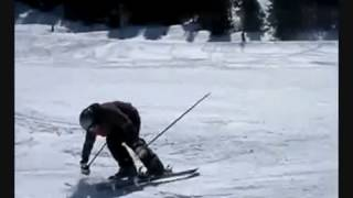 getlinkyoutube.com-Slide ski freestyle