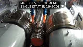 getlinkyoutube.com-Model 740 Large Acme Rolling