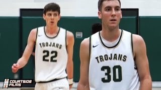 getlinkyoutube.com-Connor & Patrick McCaffery Show Out In Iowa City West Season Debut!