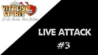 getlinkyoutube.com-[Live Attack] Hdv 9 Golava - Clash of Clans