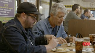 getlinkyoutube.com-Sean Brock And Anthony Bourdain Eat At The Waffle House