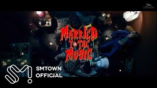 getlinkyoutube.com-SHINee 샤이니_Married To The Music_Music Video