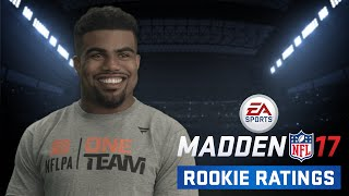 getlinkyoutube.com-NFL Rookies React to Madden 17 Ratings