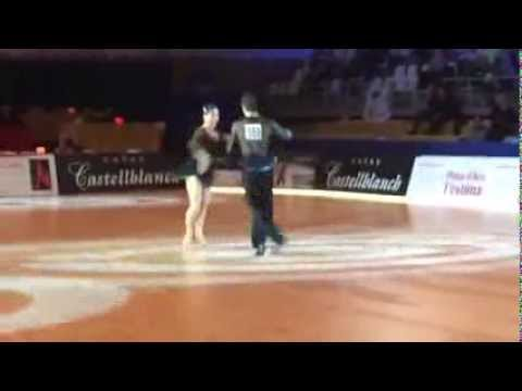 Jevgenij Suvorov - Jenya Libman 01.11.2013  WDSF WORLD OPEN LATIN  Spain, Platja D'Aro Final