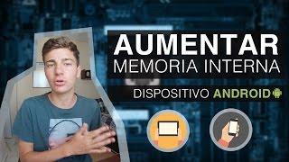 getlinkyoutube.com-AUMENTAR MEMORIA INTERNA en Cualquier Android y Particionar SD | 2015