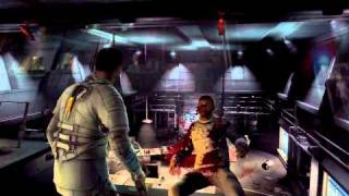 getlinkyoutube.com-Dead Space 2 - Walkthrough - Part 1 [Chapter 1] - Intro - Let's Play (DS2 Gameplay & Commentary)