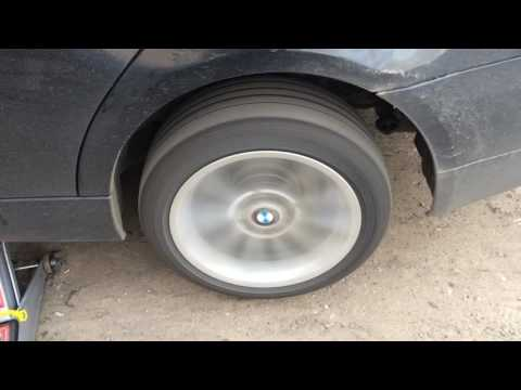 Расположение у BMW X4 сайлентблоков передних рычагов