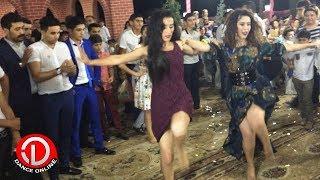 getlinkyoutube.com-AZERİ QIZLARIN REQSİ HAMIYA MEYDAN OXUDU 2016 #DanceOnline