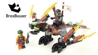 getlinkyoutube.com-Lego Ninjago 70599 Cole's Dragon - Lego Speed build