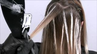 getlinkyoutube.com-Wella Balayage & Color I.D.: Balayage Retouch