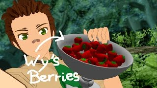 getlinkyoutube.com-[MMD] Wy found her berries