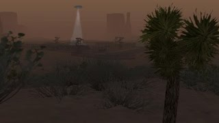 getlinkyoutube.com-GTA san X Files mod ผมเจอ UFO โอ้วโห้ว เอเลี่ยน #3