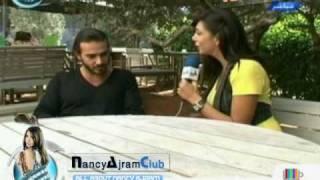 getlinkyoutube.com-Nancy Ajram Making Of Meen Da Elli Nseek
