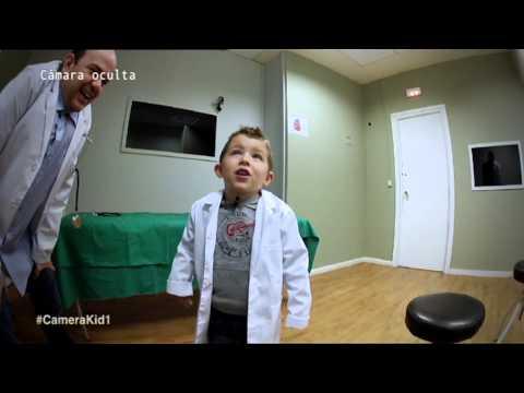 Camera Kidz - El paciente tiene un pollito en el estómago