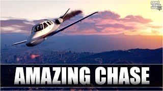 "getlinkyoutube.com-""The Amazing Chase"" | GTA 5 PC Editor (GTA V Machinima Movie)"