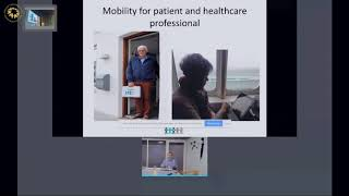Healthcare and care with distance - National implementation of telemedicine
