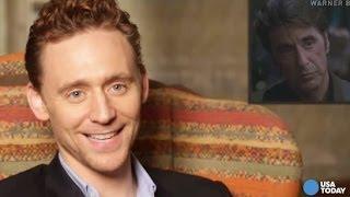 getlinkyoutube.com-Tom Hiddleston's Celebrity Impressions