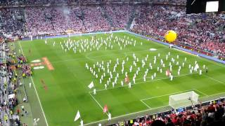 getlinkyoutube.com-Opening ceremony UEFA Europa League Final 2014