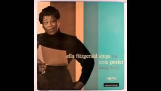 getlinkyoutube.com-Ella Fitzgerald sings the Cole Porter songbook (Full album - Disc 1)