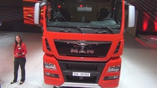 getlinkyoutube.com-MAN TGX 18.560 D38 Exterior and Interior in 3D 4K UHD