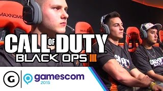 getlinkyoutube.com-Pros Play Search & Destroy on Hunted at Gamescom 2015 - Call of Duty: Black Ops III (Round 2 of 3)
