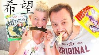 getlinkyoutube.com-XXL ASIA FOOD CHALLENGE | Isabeau