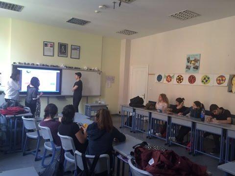 İtalyan Lisesi Kendini Tanıma Atölyesi