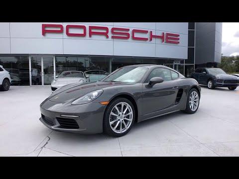 2019 Porsche 718 Cayman Winter Park, Windermere, Metro West, Lake Mary, Orlando, FL KS260346