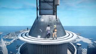 getlinkyoutube.com-GTA 4 Naruto vs Sasuke
