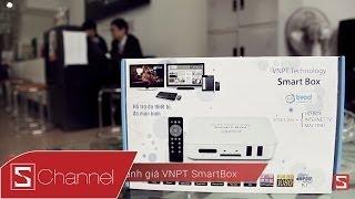 Schannel - Giới thiệu Smart Box : Biến TV thường thành Smart TV- CellphoneS