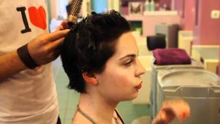 getlinkyoutube.com-Hair Stylist