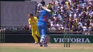 getlinkyoutube.com-India Vs Australia 1st ODI Full Highlights  2016 Hd