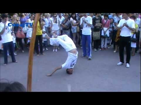"Capoeira – this is ""harașo""!"