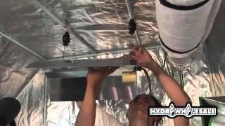 YoYo Light Mover   hydroponics Halifax