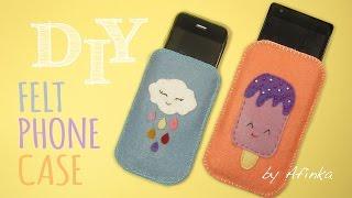 getlinkyoutube.com-DIY Чехлы для телефонов СВОИМИ РУКАМИ / Phone Case DIY / Мастер класс 🐞 Afinka