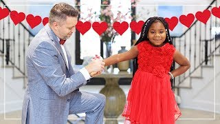 DADDY DAUGHTER DANCE with Shaun & Paisley | Behind the Braids Ep.58 width=
