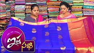 getlinkyoutube.com-Latest Collections of Ikkat and Kuppadam Pattu Sarees || Ista Sakhi || Vanitha TV