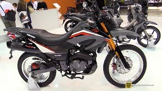 getlinkyoutube.com-2015 Keeway TX 125 S - Walkaround - 2014 EICMA Milan Motorcycle Exhibition