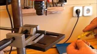 getlinkyoutube.com-#29 Torneado para principiantes, herramientas caseras 2