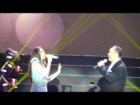 Sarah Geronimo and Basil Valdez - Hanggang sa Dulo ng Walang Hanggan - 24SG Concert July 7, 2012